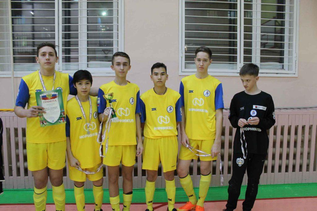 Открытое первенство города Дудинки по мини-футболу 2018-2019